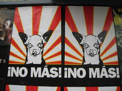 No MAS!