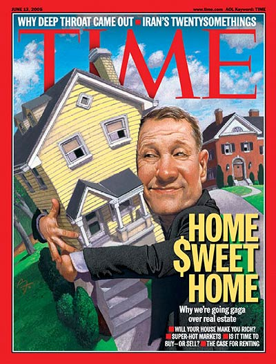 Time Mag Home Sweet Home cover