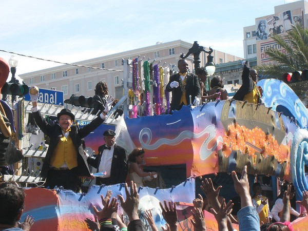 zulu-parade