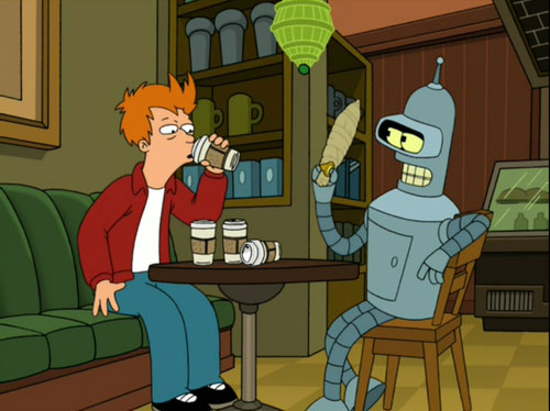 futurama-coffee-house