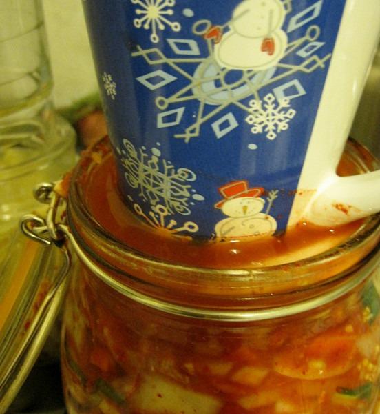 kimchi-push