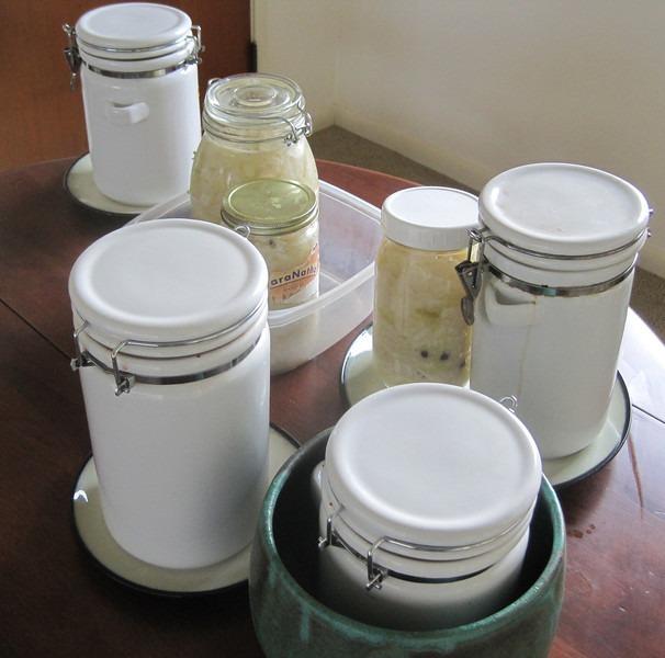 veggie-ferments