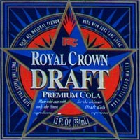 RC Draft Cola
