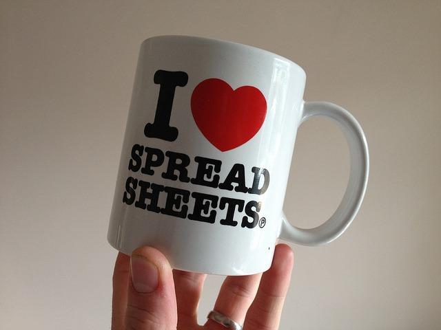 spreadsheet-mug