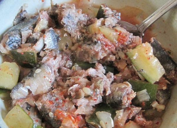 cucumber-kimchi-sardine
