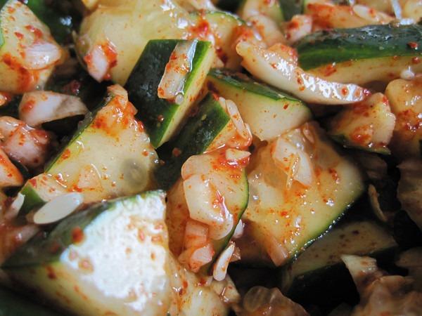 cucumber-kimchi
