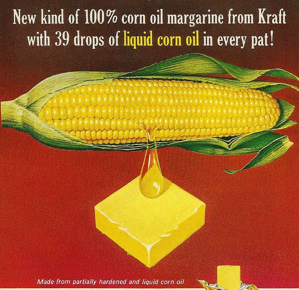 Corn Oil Margarine