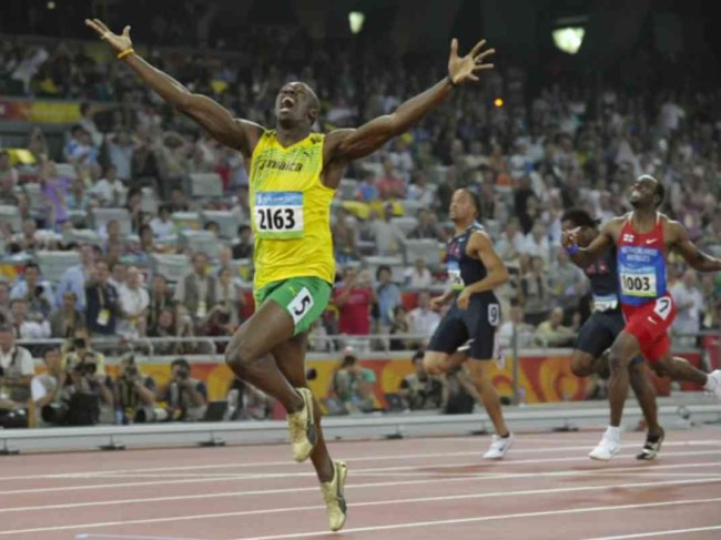 usan bolt power pose