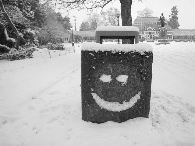 snow-smile