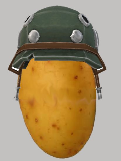 marine Potato
