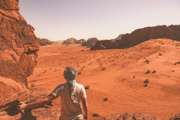 paleo desert