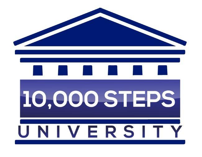 10,000 Steps University