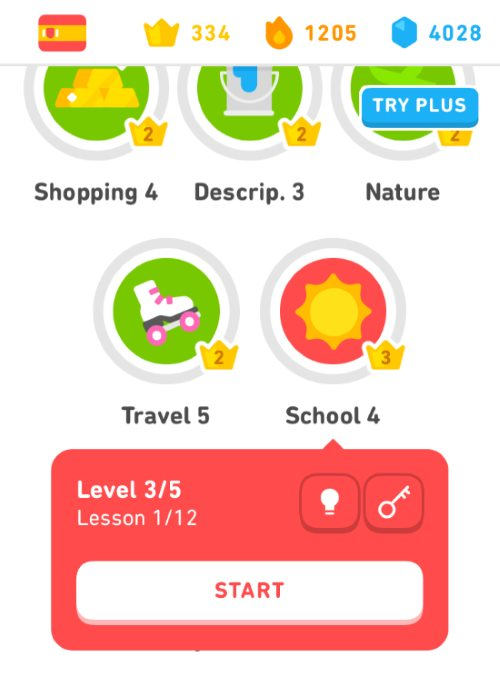 My Review of the Spanish Learning Apps (2019) - Critical MAS